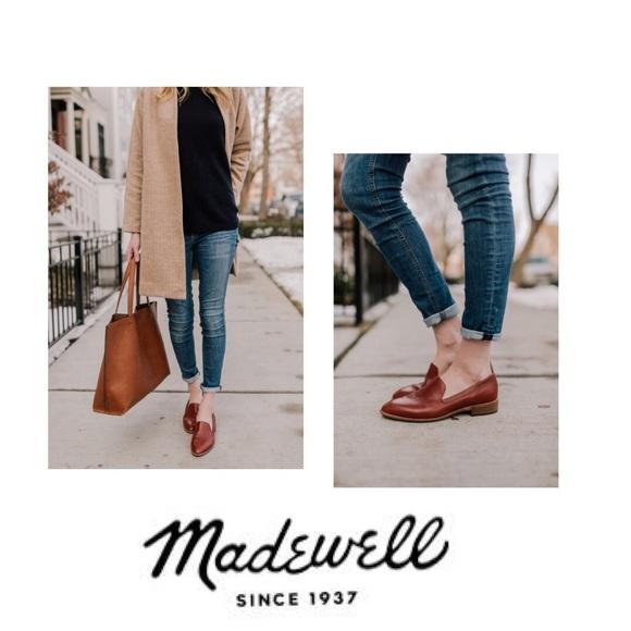 ba351e65673 Madewell Shoes - Madewell the Frances Loafer
